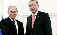 Vladimir Putin'den Erdoğan'a Tebrik Telefonu