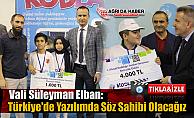 Ağrı'da Kodlama Şenliği! Ağrı Türkiye'de Yazılım konusunda söz sahibi olacak