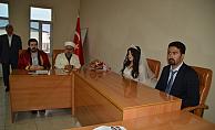 Ağrı Belediyesi'nden Yeni Uygulama; Dini ve Resmi Nikah Birlikte Kıyılabilecek