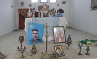 Teröristler Kiliseyi Karargah Yapmış