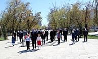 Ağrı'da 23 Nisan kutlaması yapıldı