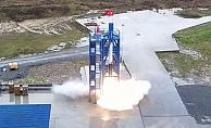 Milli Roketin Motor Testi Yapıldı!