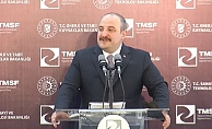 Mustafa Varank: Ağrı'da 20 ton altın rezervi bulundu