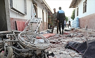 PKK Afrin'de Hastaneyi Hedef Aldı!