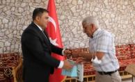 Alper Balcı, Gazilerle Bir Araya Geldi