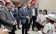 Ağrı Milli Eğitim Müdürü Kökrek'in İlçeleri Ziyaret Etti