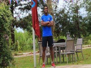 Trabzonsporlu Futbolcu Castillo: Zirve Mücadelesinin İçerisindeyiz