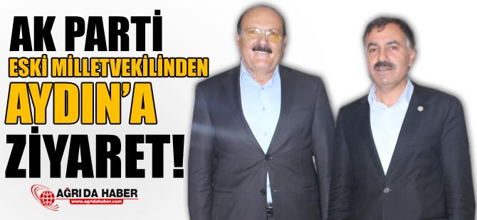 Ak Parti Eski Milletvekili Alır'dan Aydın'a Ziyaret