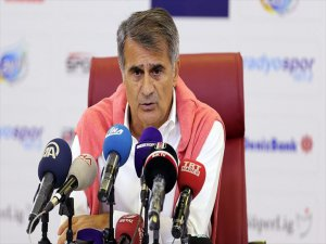 Beşiktaş Teknik Direktörü Güneş: Kazanma İsteğimiz Sahaya Yansıdı