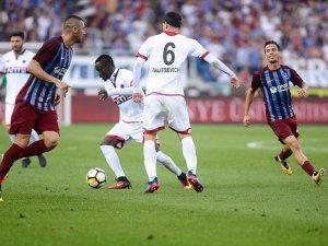 Trabzonspor İkinci Yarı Hayata Döndü