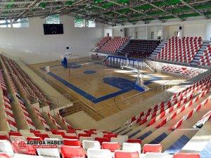 Ağrı'ya 2 bin 500 Kişilik Kapalı Spor Salonu