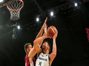 Slovenya 2017 Avrupa Basketbol Şampiyonası'nda Yarı Finalde