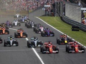 Formula 1 Şimdi Singaur'da