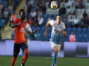 Medipol Başakşehir İle Trabzonspor Berabere Kaldı