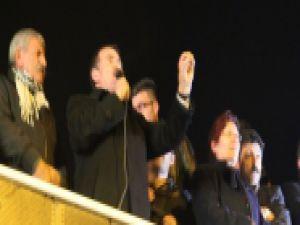Halil Aksoy'un Konuşması