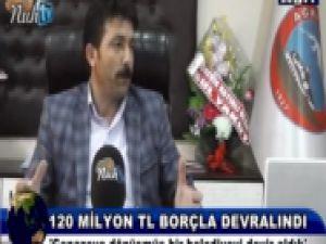 Ağrı Belediye Başkan Yardımcısı Halef KEKLİK Nuh TV'ye Konuştu