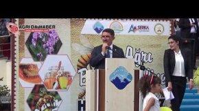 2. Ağrı Bal Festivali - Ağrı Milletvekili Ekrem Çelebi'nin Konuşması