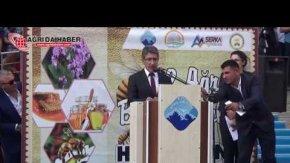 2. Ağrı Bal Festivali - Tarım İl Müdür Kenan Engin'in konuşması