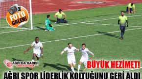 Ağrı 1970 Spor: 2 - Mardin Büyükşehir Belediyespor: 0 | Geniş Özet