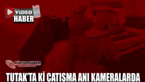 Ağrı Tutak Çatışma videosu
