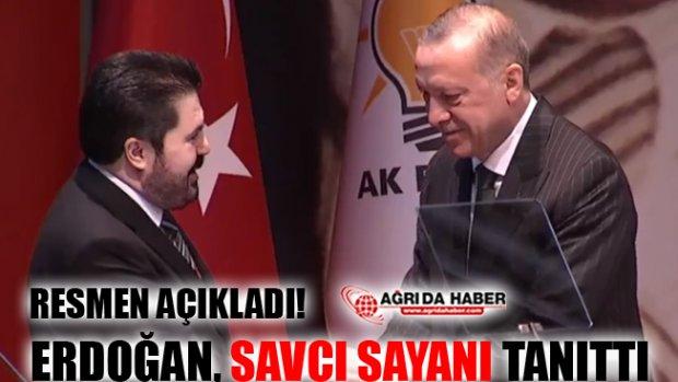 Erdoğan Resmen Açıkladı! AK Parti Ağrı Belediye Başkan Adayı Savcı Sayan - Part 2