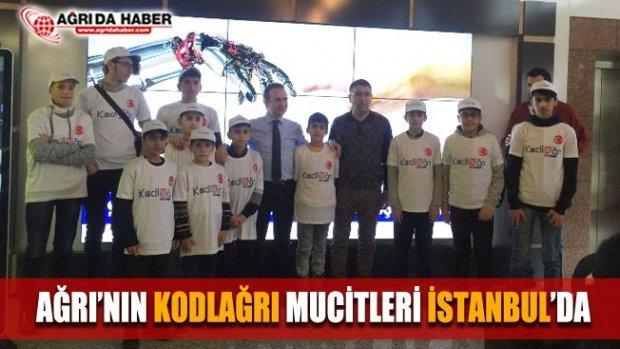 KODLAĞRI Projesi Öğrencileri İstanbul Sunny Fabrikasında - CNN Türk Canlı Yayın