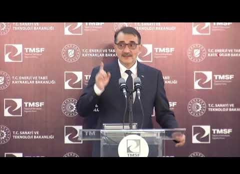 Fatih Dönmez'in Ağrı'da Altın Rezervi Konuşması