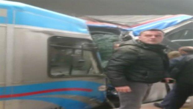 Tramvay kazasının yeni görüntüleri ortaya çıktı