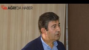 DEVA Patisi Genel Başkan Yardımcısı Birol Aydemir Ağrı'ya geldi