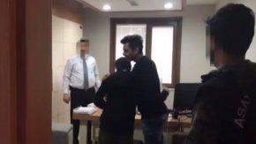 Kaçırılıp tecavüz edilen genç polis tarafından kurtarıldı
