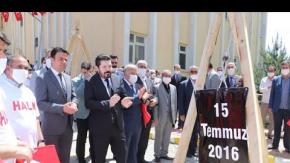 Savcı Sayan, Ağrı'da darbeleri idam sehpasında astı